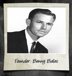 Founder Benny Bales