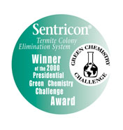 Sentricon Green Award